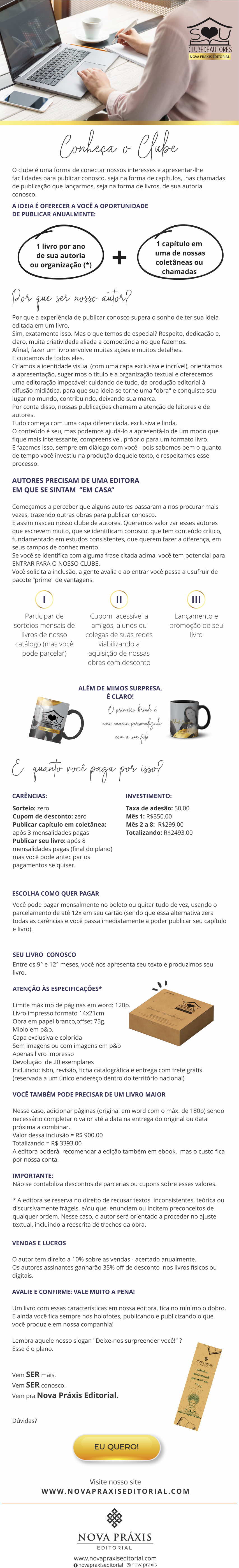 EMAIL CLUBE DO AUTOR
